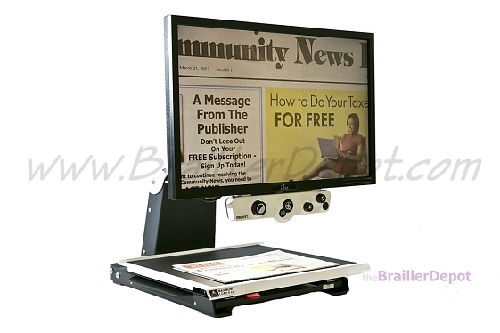 i-See Video Magnifier